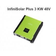 Hybridný fotovoltický menič InfiniSolar Plus 3KW, 1 fáza