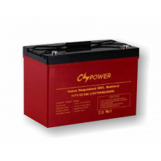 Batéria k fotovoltike CS Power HTL12-100, gelová