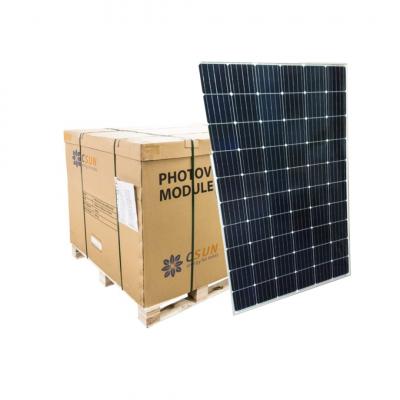 Fotovoltický panel CSUN 300-60M-BB, paleta 30 ks