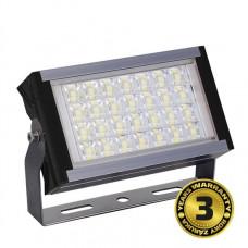 LED reflektory Solight LED vonkajší reflektor Pro+, 50W, 5500lm, AC 230V, čierna