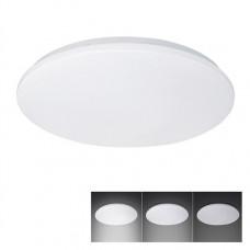 Solight LED stropné svietidlo, 3-stupňové stmievanie, 32W, 2240lm, 4000K, okrúhle, 38cm