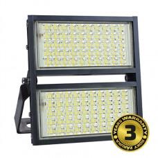 Solight LED vonkajší reflektor Pro+, 100W, 11000lm, 5000K, AC 230V, čierna