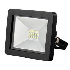 Solight LED vonkajší reflektor SLIM, 10W, 700lm, 3000K, čierny