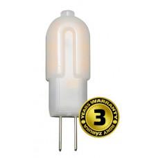 Solight LED žiarovka G4, 1,5W, 3000K, 120lm