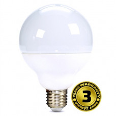 E27 Solight LED žiarovka, globe, 18W, E27, 3000K, 270°, 1520lm