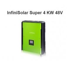Hybridný fotovoltický menič InfiniSolar Super 4KW, 1 fáza