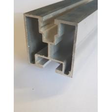 H - hliníkový profil 40x40