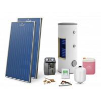 Solárny set Galmet Premium Standard Alu 2x200