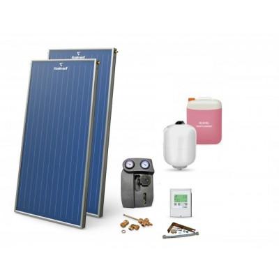 Solárny set Galmet Premium Standard Alu bez zásobníka