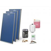 Solárny set Galmet Premium Plus Alu bez zásobníka
