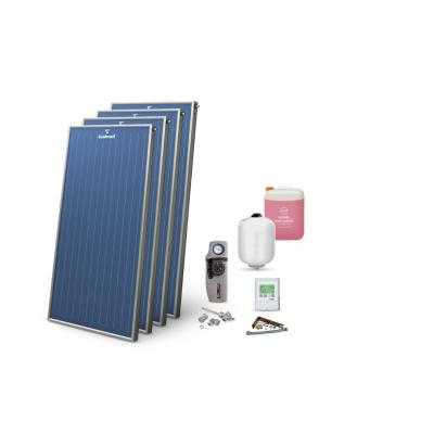 Solárny set Galmet Premium Maxi Alu bez zásobníka