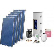 Solárny set Galmet Premium Maxi Plus Alu 5x500