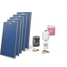 Solárny set Galmet Premium Maxi Plus Alu bez zásobníka